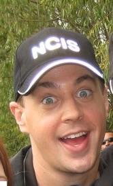 Sur le tournage de NCIS, octobre 2009. Photo fournie par Lumen.